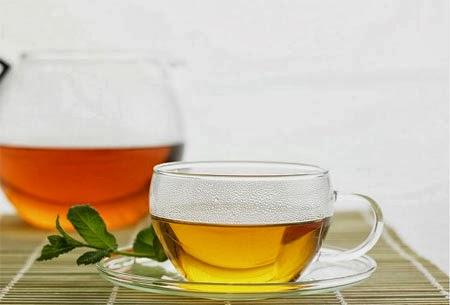 Uống trà giảm cân hiệu quả trong những ngày Tết