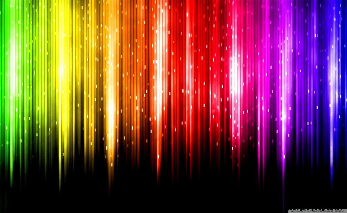 Digital Rainbow HD desktop wallpaper  Widescreen  High