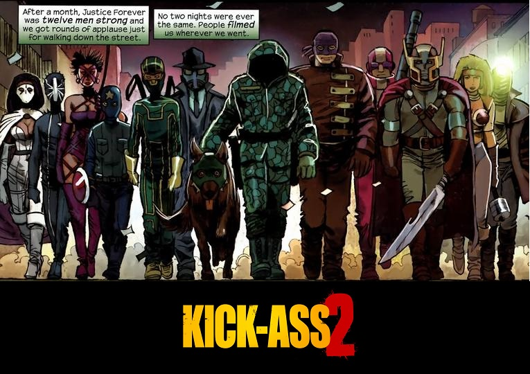 NSFW: The Redband Kick Ass 2 Trailer Is Here photo 1