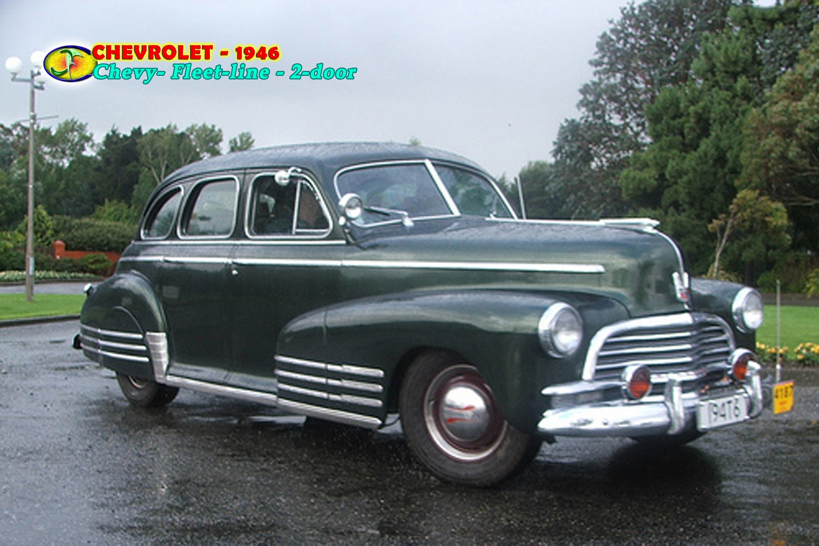 1946 chevy fleetline 4 door carnutts info for 1946 chevy 4 door sedan