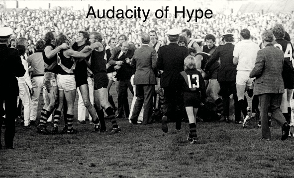 Audacity of Hype