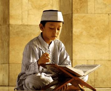 Bagaimana Agar Anak Mau Belajar Mengaji