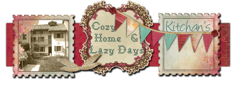 Cozy Home & Lazy Days