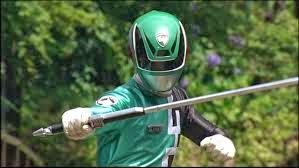 Bridge Carson - Green Ranger - Power Ranger S.P.D. - Cartoons Wikipedia