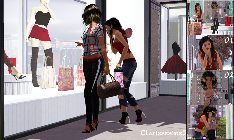 The Sims Models.