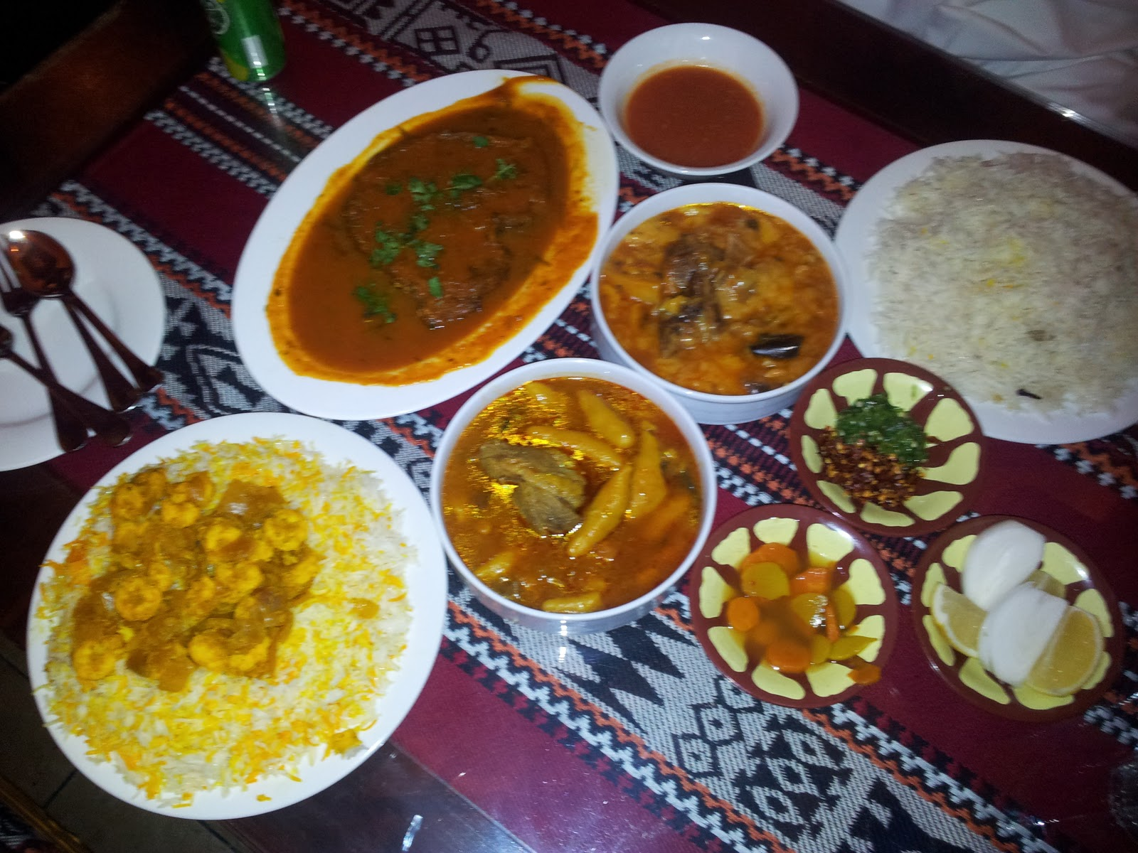 60's Kuwaiti restaurant in Hawalli | Life in Kuwait