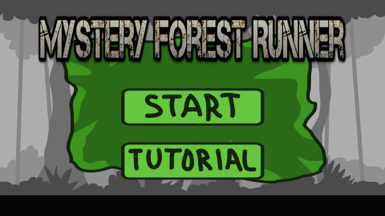 Mystery Forest Runner New Release Android Game