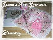 Jaana's Giveaway