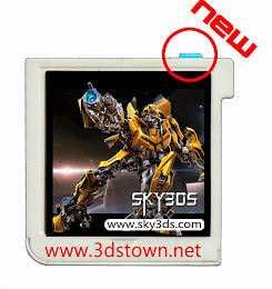 SKY3DS Game Flashcard