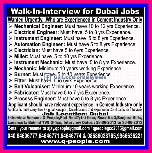 Dubai Jobs | hairstylegalleries.com