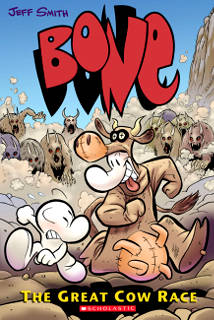 Cover of Bone, Book 2: The Great Cow Race