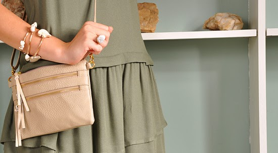 THE PURSE IS MORE THAN JUST A BAG