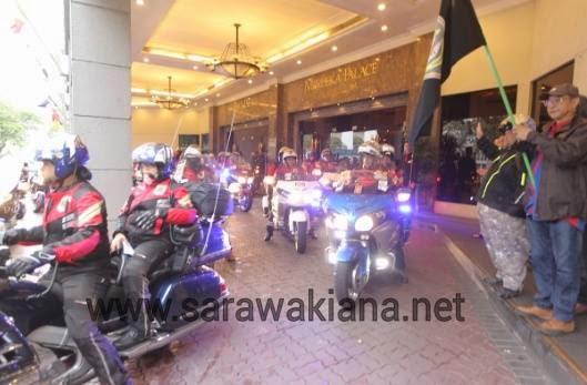 Keadaan Malaysia Selamat Bagi Pengunjung