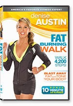 New! Fat Burning Walk DVD
