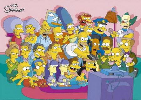 Guiones de Escenas de Matrimonio - Los Protegidos - Los Simpson