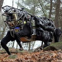 Conheça o novo exército de robôs do Google