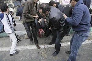 کشاورزان در منطقه زيار اصفهان با نيروهای سرکوبگر پاسداران درگير شدند
