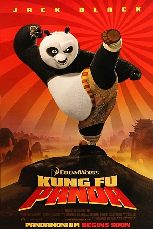Kung Fu Panda (2008) Full Movie Dual Audio [Hindi+English] Complete Download 480p