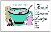 Proud to be on the Freshly Brewed Design Team!