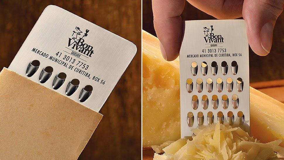 Très Sélection] 10 cartes de visite au design utile et original pour la  WV39