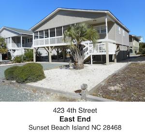 East End / Sunset Beach Island