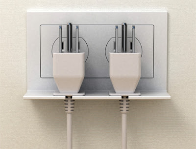 Creative Electrical Outlets and Modern Power Sockets (15) 15