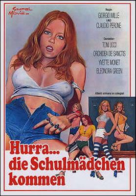 Movie images, Attenti arrivano le collegiali! 1975 Movie online
