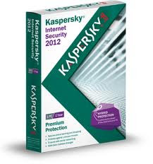 KASPERSKY INTERNET SECURITY 2012 1 YEAR