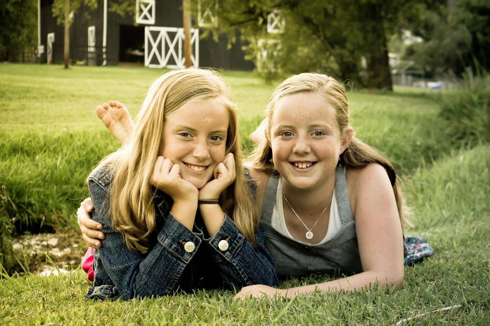 Hannah and Emily