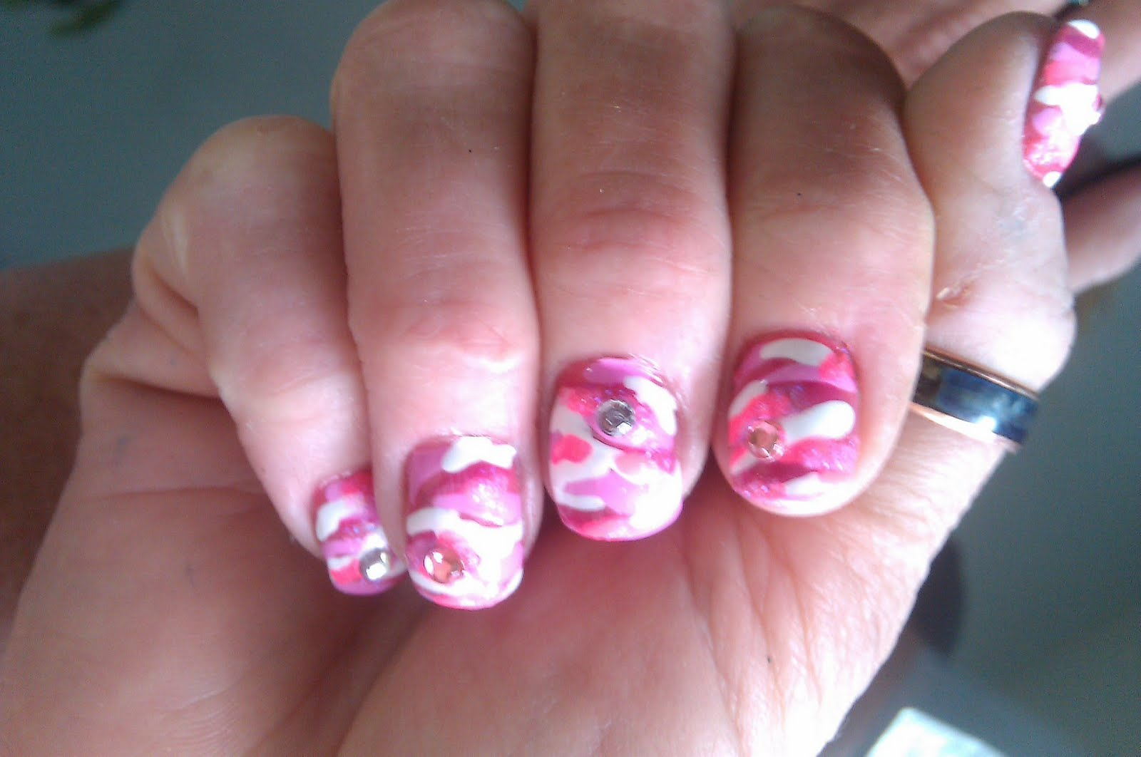 Nails Done Right: Spring into P!nk !!!