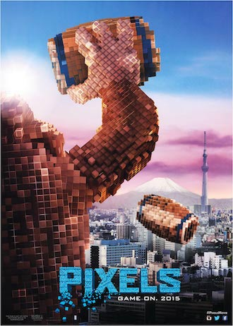 Pixels 2015 Full Movie