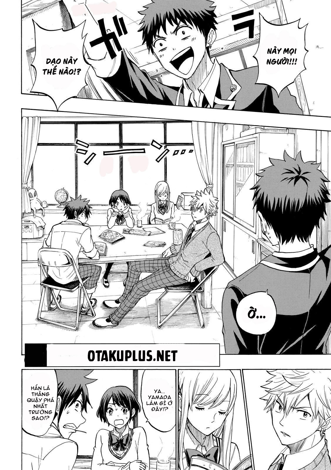 Yamada-kun to 7-nin no majo chap 173 Trang 4 - Mangak.info