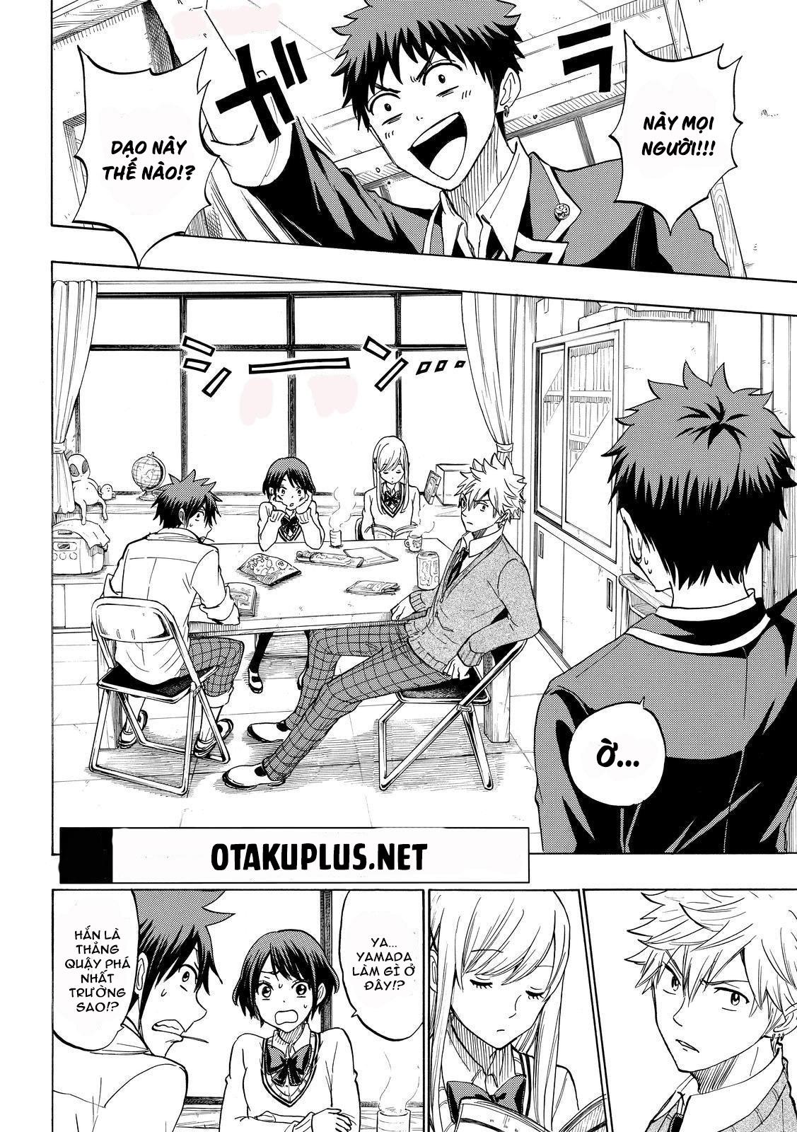 Yamada-kun to 7-nin no majo chap 173 page 4 - IZTruyenTranh.com