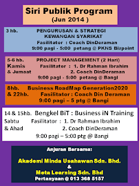 PubLik Program @ Jun 2014