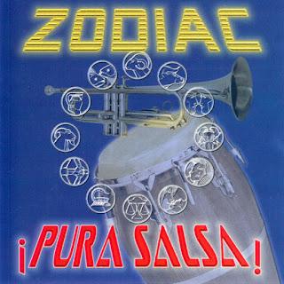 pura salsa orquesta  zodiac