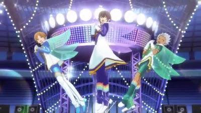 Phim Pretty Rhythm Rainbow Live