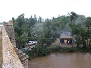 Acueducto Grisén Jalón Canal Imperial de Aragón