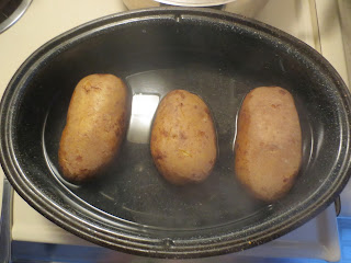 ... How to Steam Bake Whole Potatoes in a Conventional Oven: Two Methods