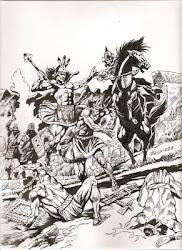 CAHUIDE Y LA RESISTENCIA IMPERIAL
