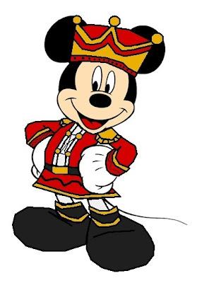 Mickey mouse principe para imprimir