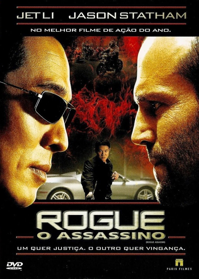 Rogue: O Assassino – Dublado (2007)