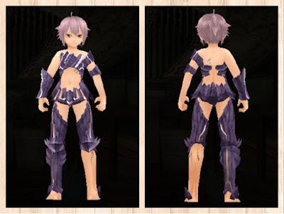 魔結晶の鎧 軽量化 男 白3