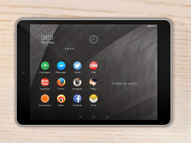 Nokia Android N1 Tablet