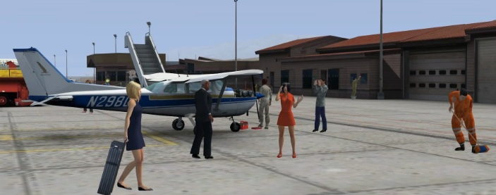 download animals for fsx