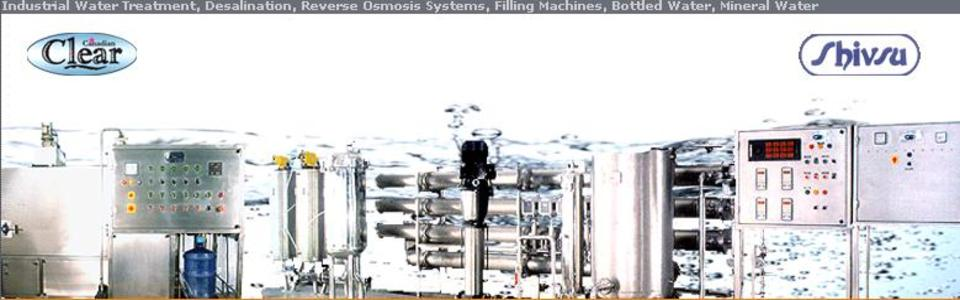 Industrial Water Treatment | Sea Water Desalination | Effluent Treatment Plants