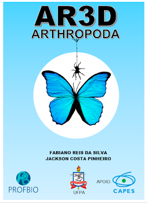 App AR3D Arthropoda