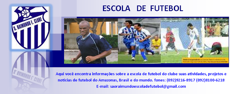 SÃO RAIMUNDO ESPORTE CLUBE ESCOLA DE FUTEBOL