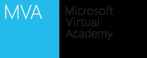 Logo of microsoft virtual academy