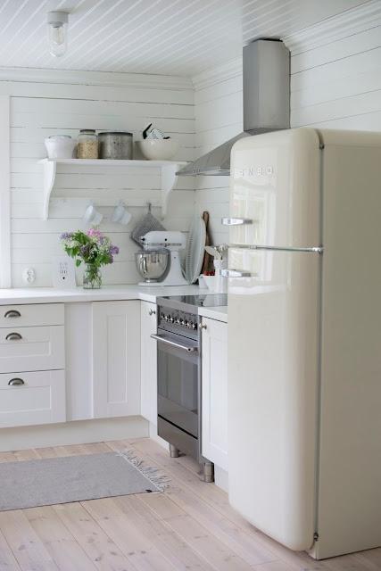Scandinavian Home Lista Marzeń Lod 243 Wka Smeg