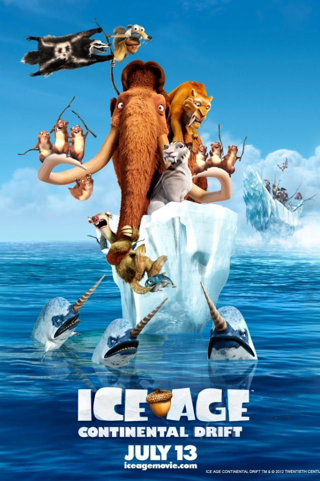 Ice Age 4: Lc a Tri Dt (2012)